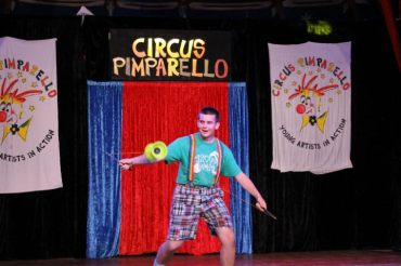 Diabolo, Circus Pimparello