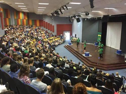 zambia auditorium